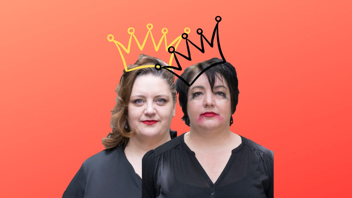 5 Good Reasons to see Caili Christian & Katrina Fleming in Queenagers