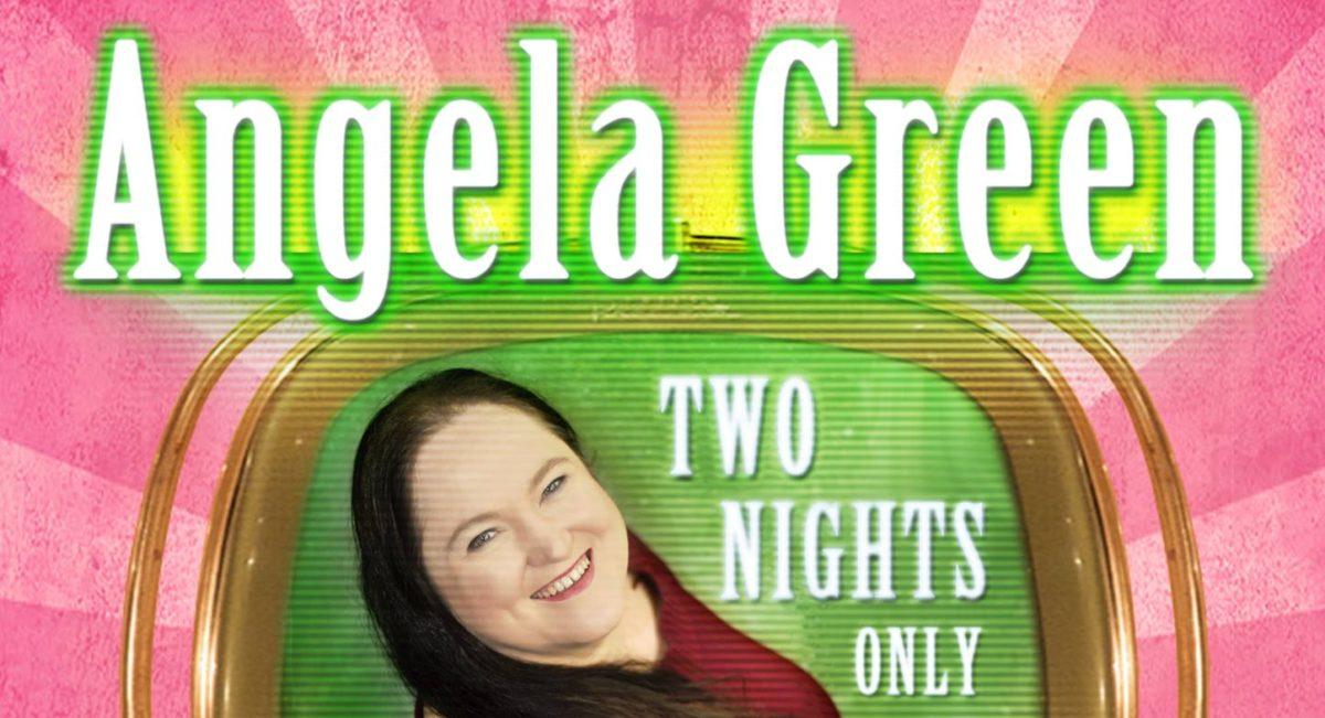 5 Good Reasons to See Angela Green: Media Madness