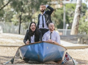 Aunty Donna boat