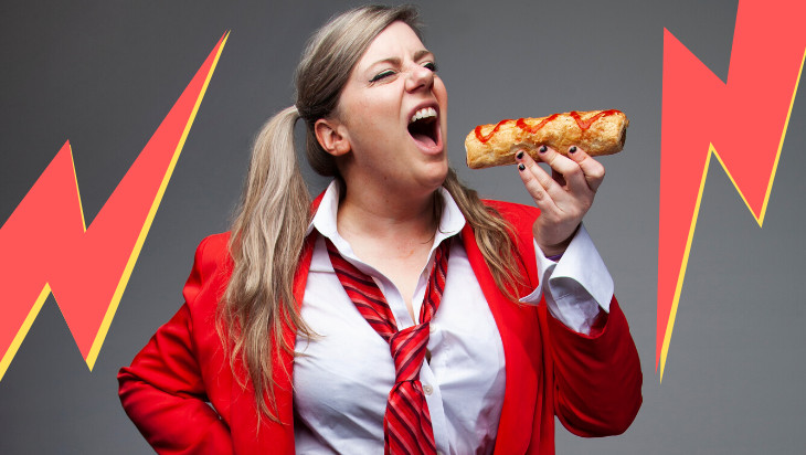 5 Good Reasons To See Lauren Bok It's A Long Way To The Bok (If You Wanna Sausage Roll)