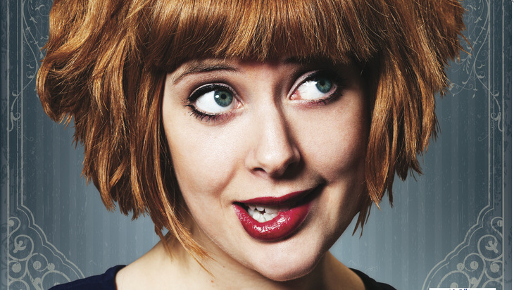 5 Good Reasons to see A Bit of an Overshare by Claire Healy
