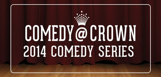 Comedy at Crown pic