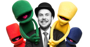 David & Mighty Little Puppets