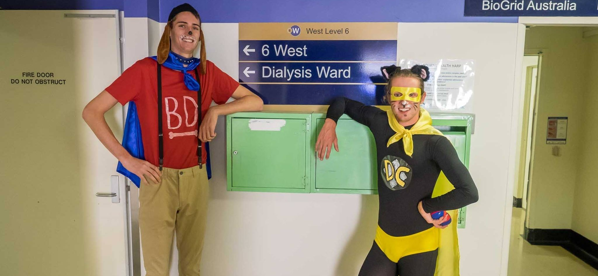 5 Good Reasons To See Dialysis Cat: City Crime Fighter!