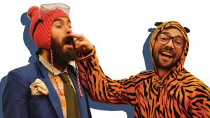 Dr Brown Brown Brown Brown Brown and his Singing Tiger