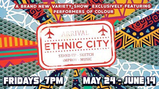 Ethnic City