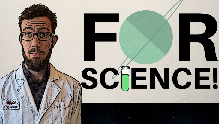 5 Good Reasons To See Matt Kilpa in For Science!