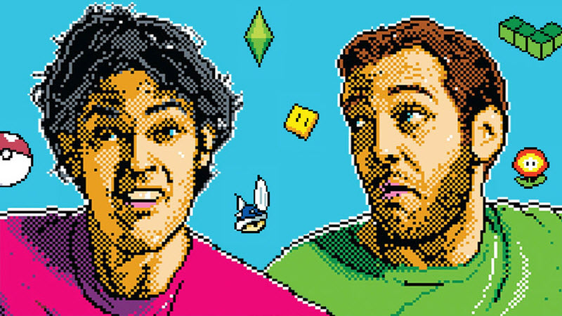 5 Good Reasons to See Game Boys: Free to Play