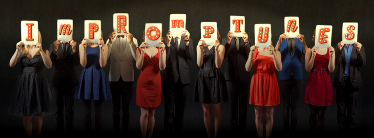5 Good Reasons To See Impromptunes : The Completely Improvised Musical