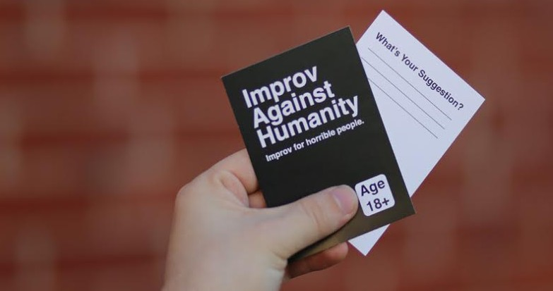 5 Good Reasons to see Improv Against Humanity