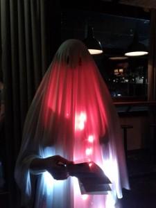 Laura Davis Ghost