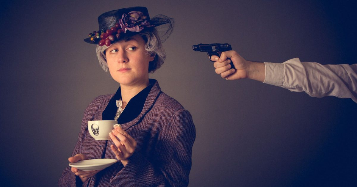 5 Good Reasons to see Murder Village: An Improvised Whodunnit
