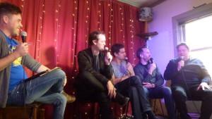Josh Earl, Karl Chandler, Mike Goldstein, Adam Rozenbachs, Dave O'Neil