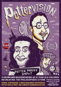 Pottervision