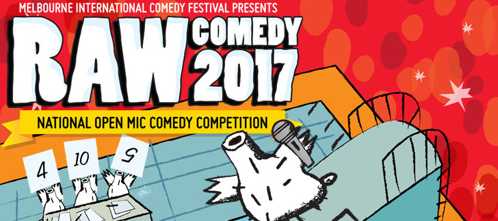 Raw Comedy Grand Final