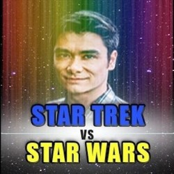 Rik Carranza Presents Star Trek Vs Star Wars
