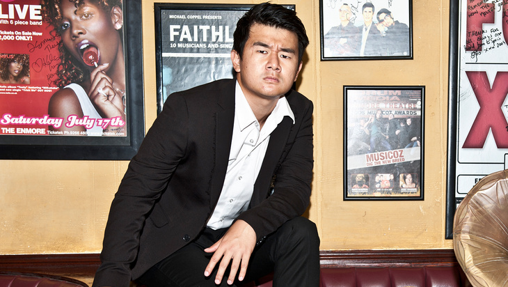 5 Good Reasons to see Ronny Chieng – Chieng Reaction: