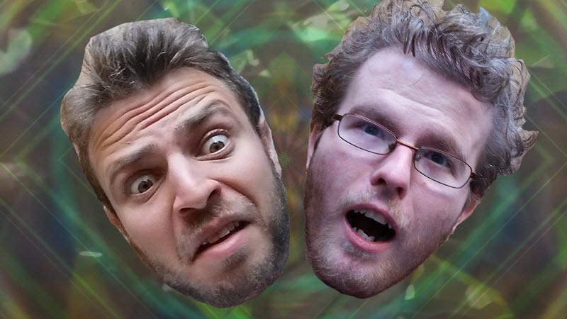 5 Good Reasons to See Damien & Ross in Safari Psychosis