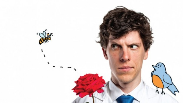 5 Good Reasons to see Tom Lang in Love, Factually