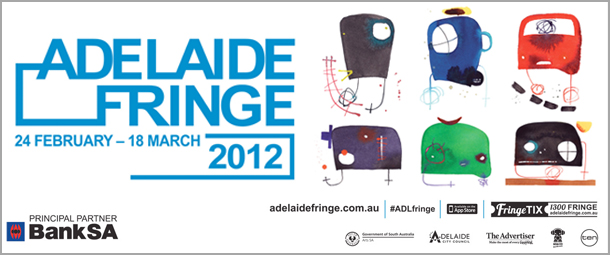 Adelaide Fringe Award Winners 2012 Announced