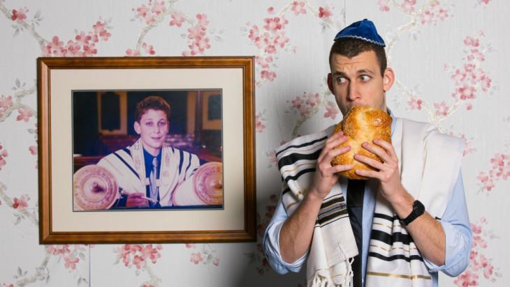 5 Good Reasons to See Michael Shafar Jewish-ish