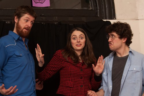 Interview with the team from 'NOT A LOT OF PEOPLE KNOW THAT' – a new comedy panel show on Channel 31