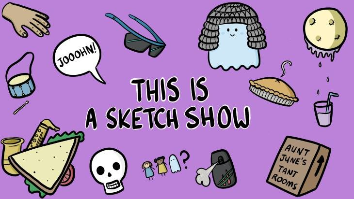 5 Good Reasons to See This Is A Sketch Show