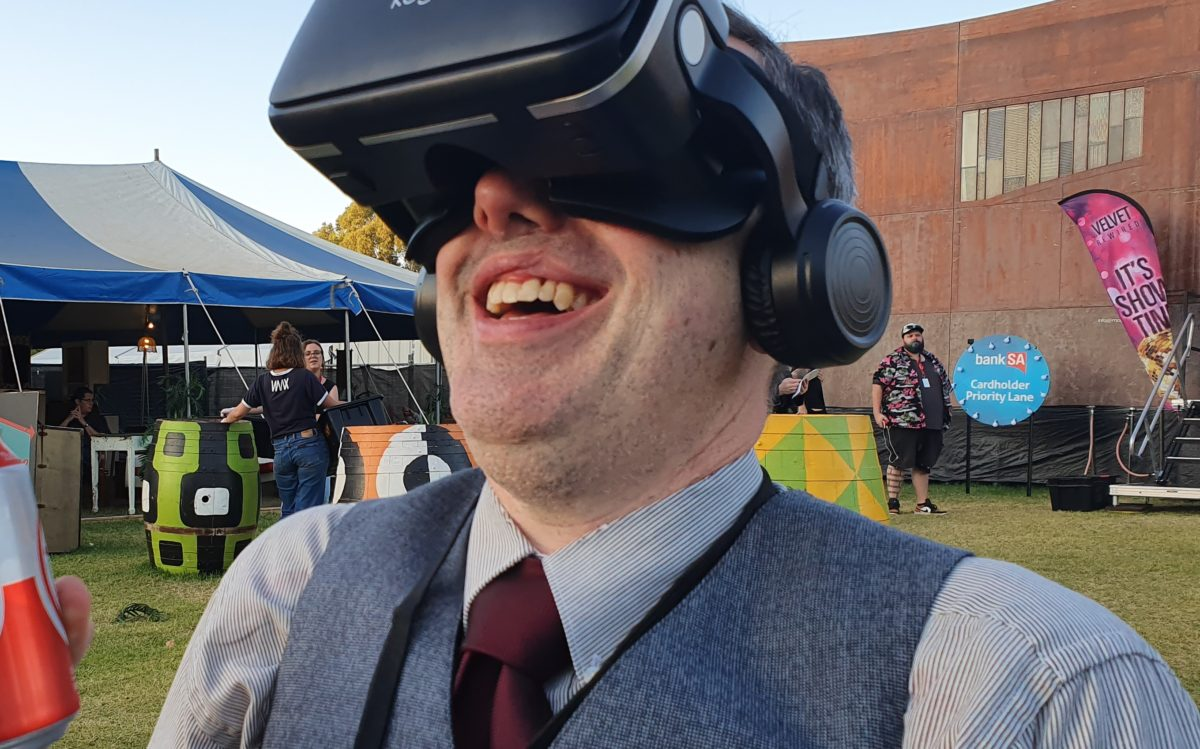 5 Good Reasons to See VR Comedy