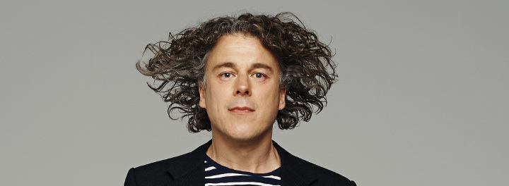 Interview with Alan Davies