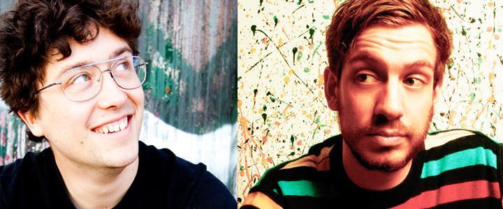 5 Good Reasons to see Alasdair Tremblay-Birchall and Pat Burtscher in 2 Shows
