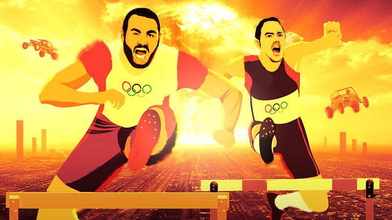 5 Good Reasons To See ApocOlympics