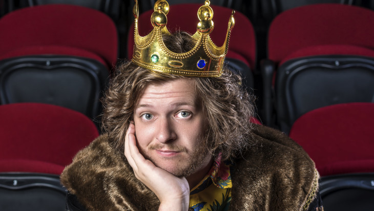 5 Good Reasons to see Blake Everett – King of Nothing