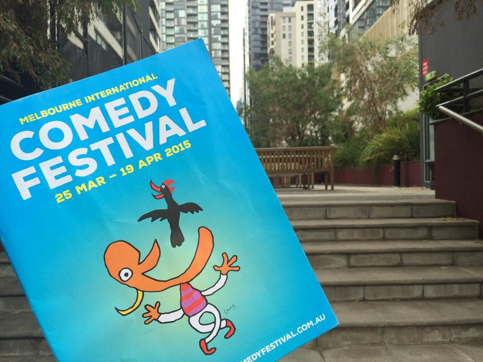 Melbourne Comedy Festival Launch