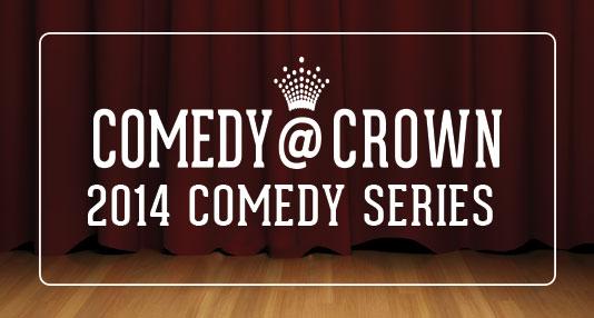 Justin Hamilton talks about Comedy @ Crown