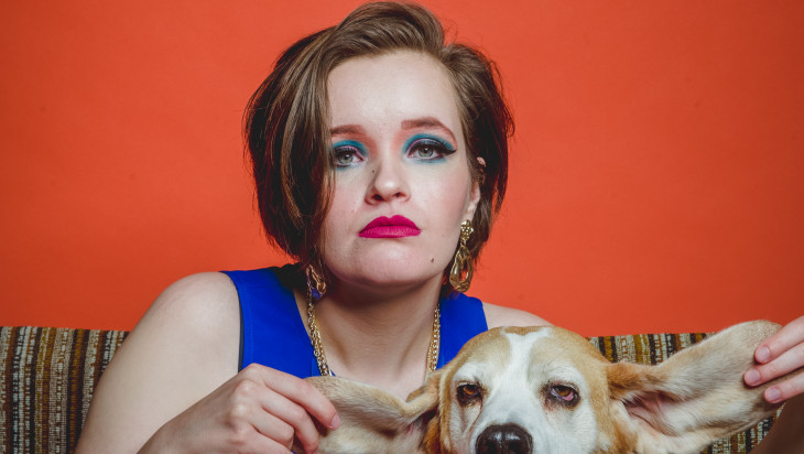 5 Good Reasons to see Alice Tovey Doggo