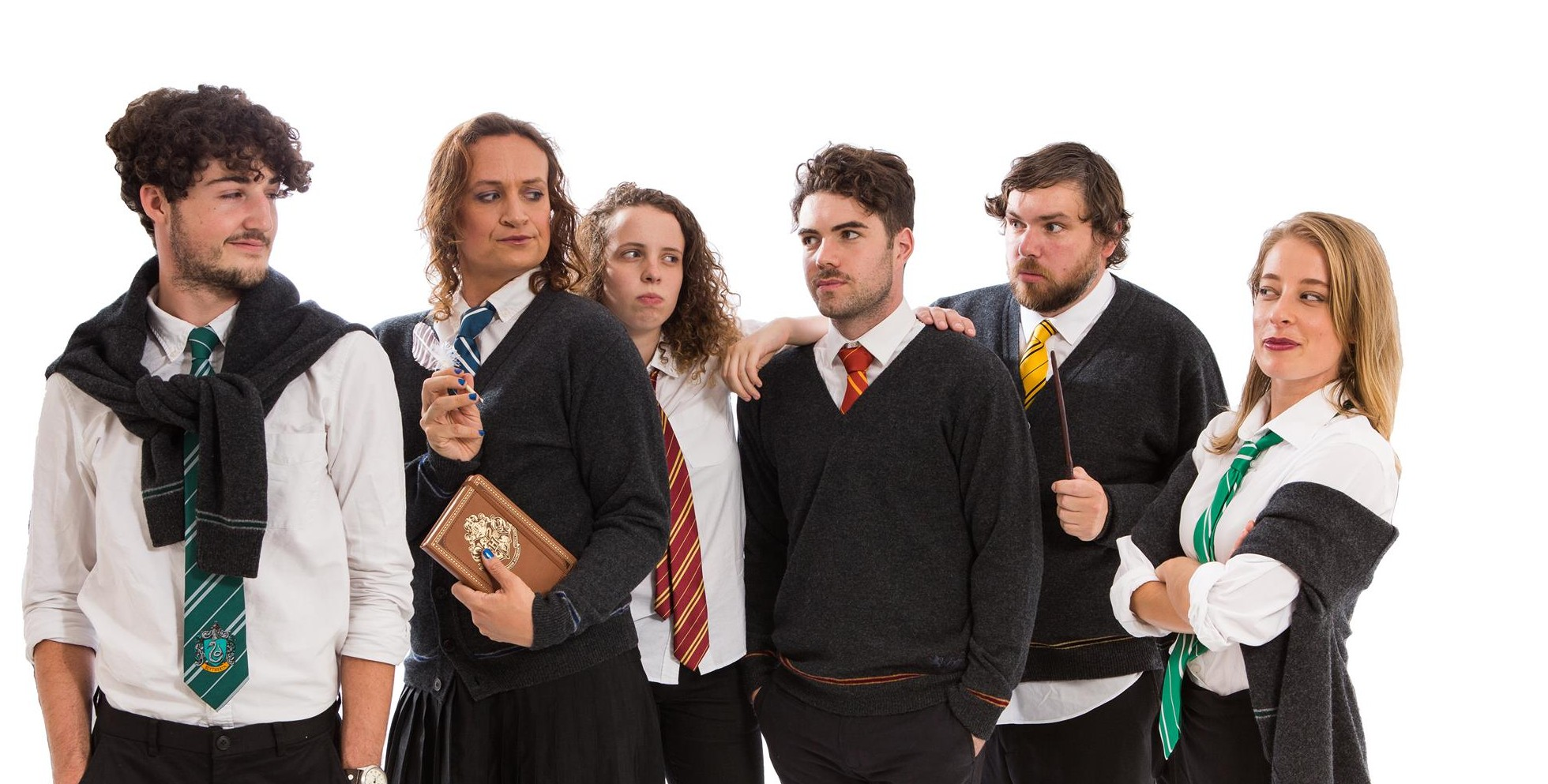5 Good Reasons to See Completely Improvised Potter