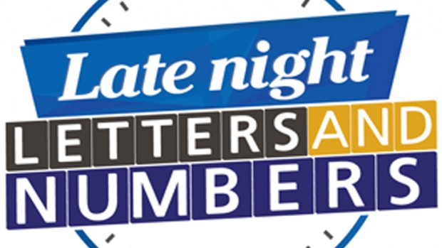 5 Good Reasons to see Late Night Letters and Numbers