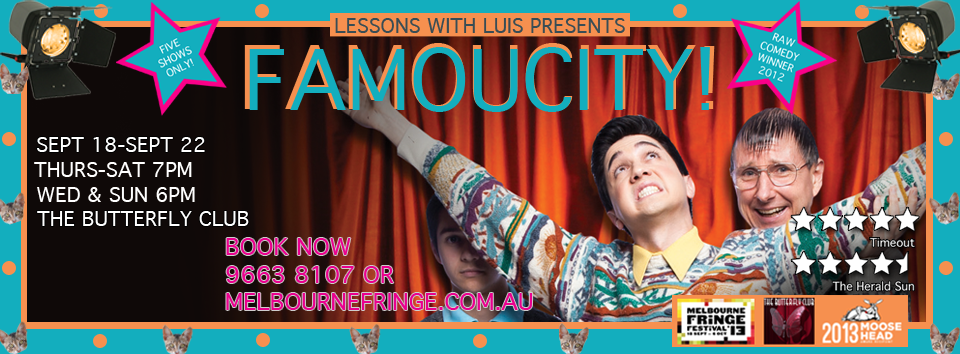 5 Good Reasons to see Lessons with Luis – Famoucity