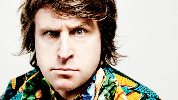 Interview with Milton Jones about his first time at the Melbourne International Comedy Festival