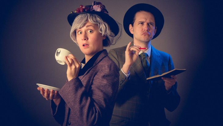 5 Good Reasons to See Murder Village : An Improvised Whodunnit
