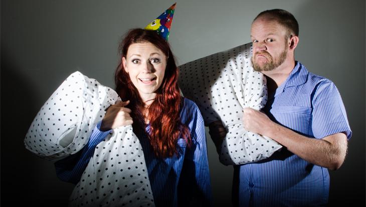 5 good reasons to see Pajama Party
