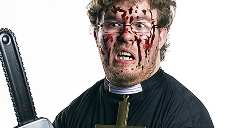 Ross Purdy in Kentucky Fried God Murder