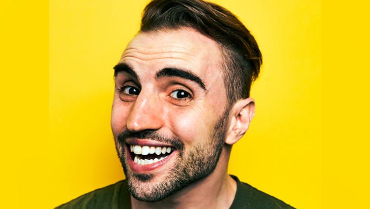 5 Good Reasons to see Simon Taylor – Happy Times