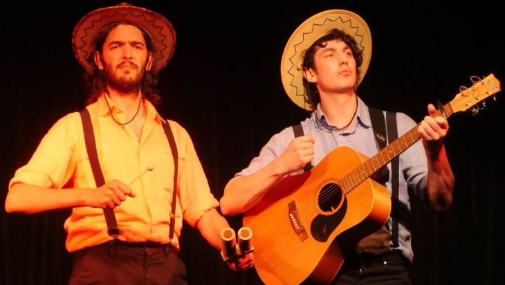 5 Good Reasons to see The Burton Brothers: Snake Oil!