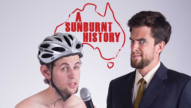 5 reasons to see A Sunburnt History: Citizenship