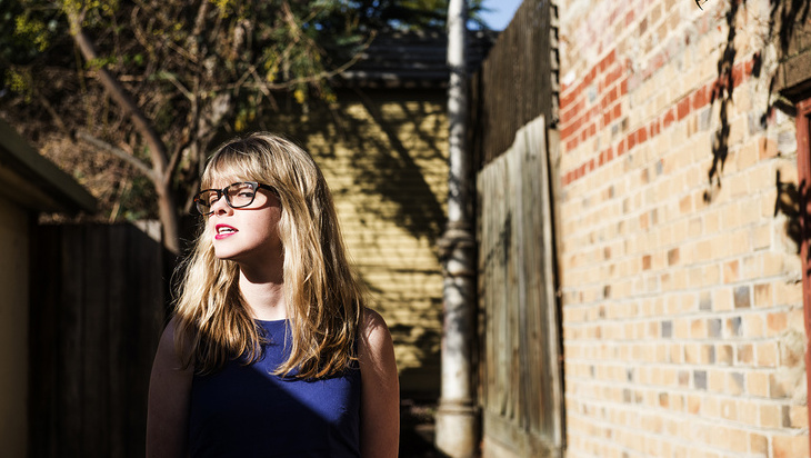 Interview with Tegan Higginbottham
