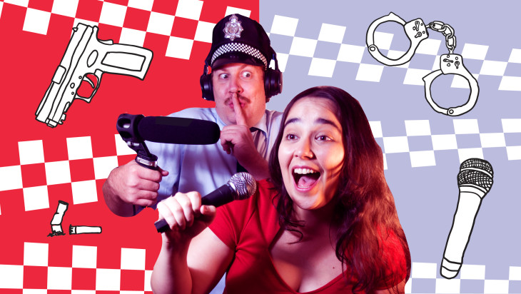 5 Good Reasons to See Undercover Festival Cops