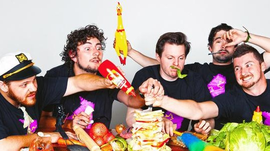5 Good Reasons to see Wizard Sandwiches – The Last Lunch