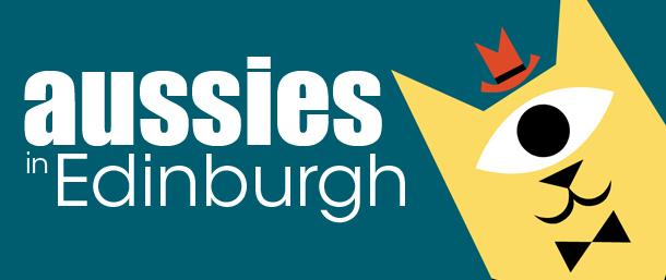 Aussies at the Edinburgh Fringe Festival 2012