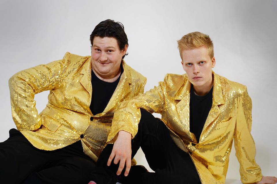 5 good reasons to see Gold Jacket Comedy with Aaron Gocs and Angus Gordon.